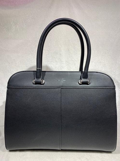 David Jones Handbag 5807-2 BK