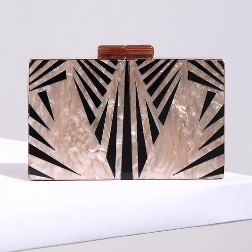 Acrylic Evening Clutches Bags AR01