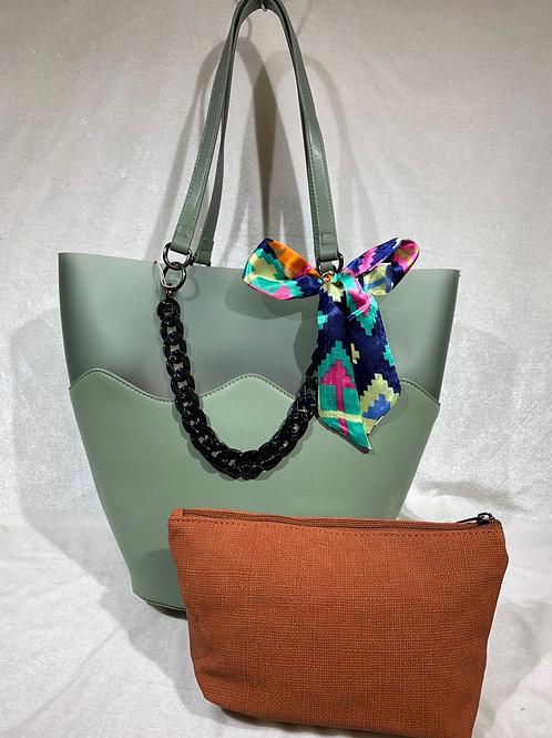 David Jones Handbag CM5645 GN