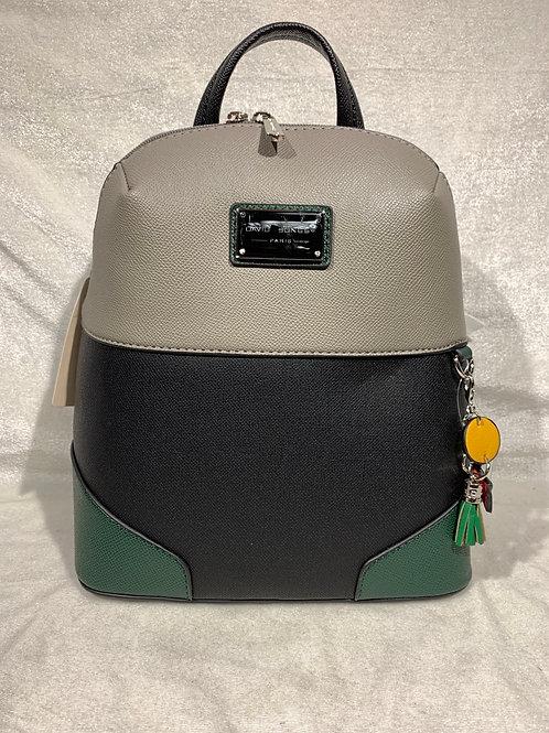 David Jones backpack 6242-2 BK
