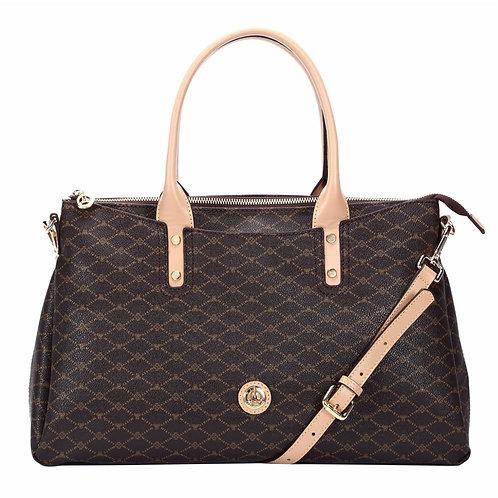 Misty Genuine Leather Handbag Design MH8219L-BN