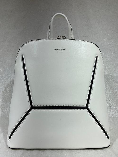 David Jones Backpack 6261-2 WT