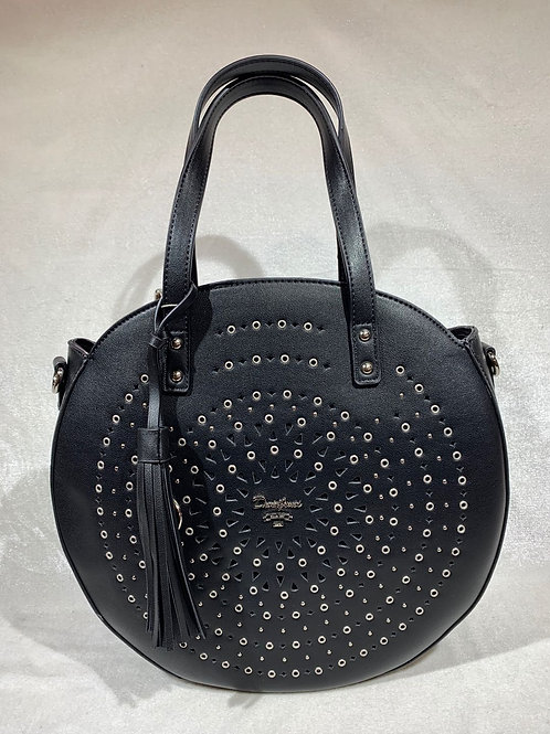 DAVID JONES HANDBAG 6303-1 BK