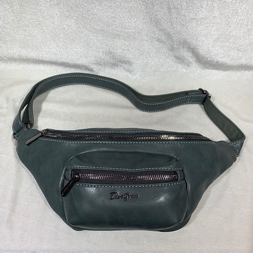 DAVID JONES FANNY PACK CM5371 GREEN