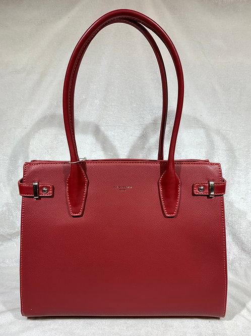 David Jones Handbag CM5602 RD