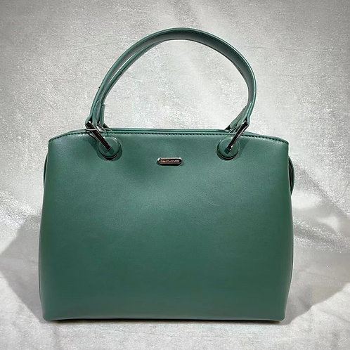 DAVID JONES FASHION SATCHEL BAG CM6001 GREEN