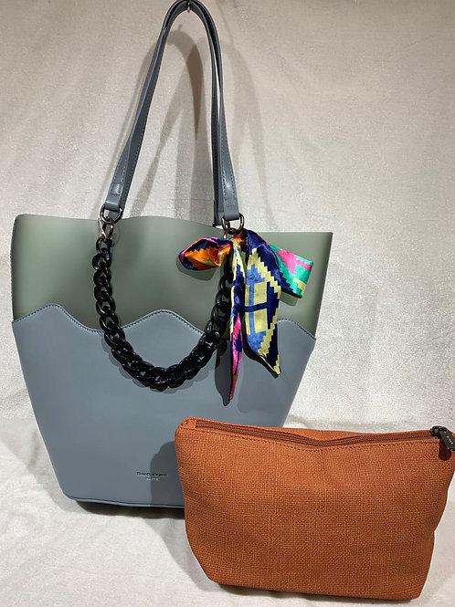 David Jones Handbag CM5645 BU