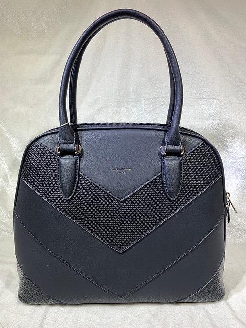 David Jones Handbag 6203-3 BK