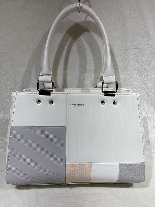 David Jones Handbag CM5698 WT