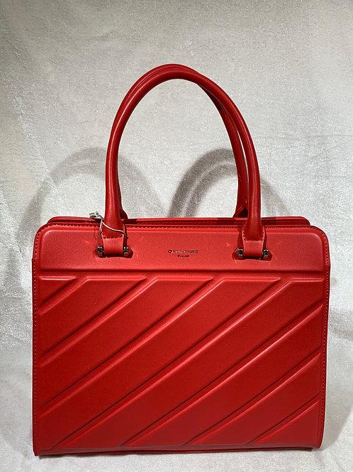David Jones Handbag 6272-4 RD