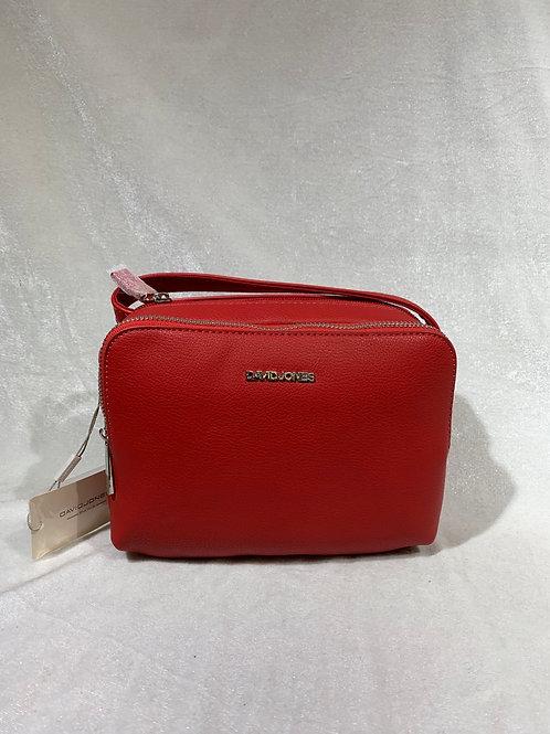 David Jones Crossbody Bag CM5616 RD