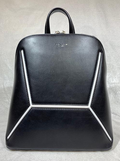 David Jones Backpack 6261-2 BK