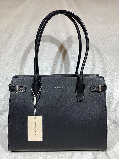David Jones Handbag CM5602 BK