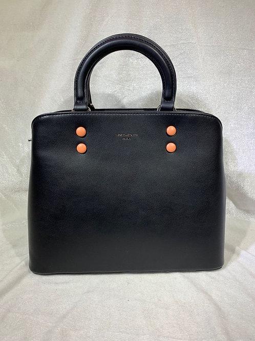 David Jones Handbag CM5656 BK
