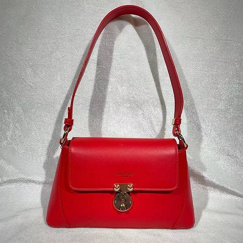 DAVID JONES FASHION CROSSBODY BAG CM6032 RED