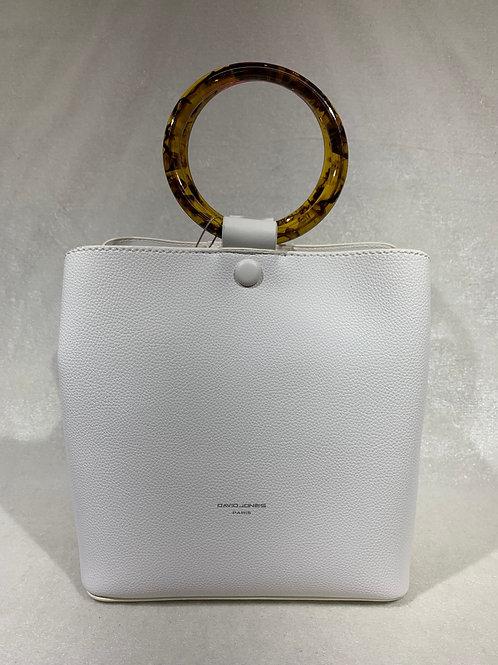 David Jones Handbag CM5672 WT