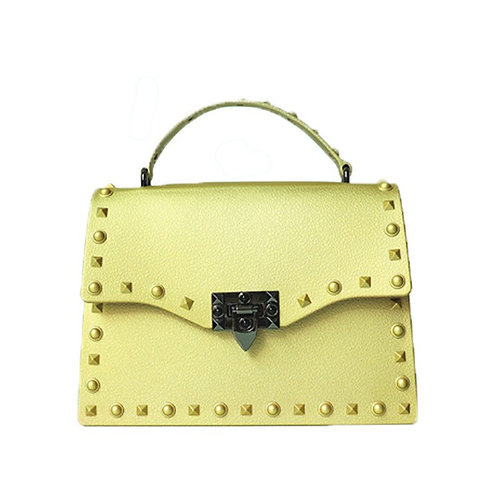 MODERN STUDDED TENDER JELLY CROSSBODY BAG CP