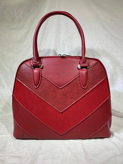 David Jones Handbag 6203-3 RD