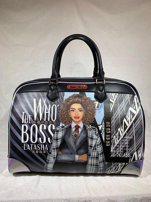 NICOLE LEE WBL16027 WHO'S THE BOSS LATASHA