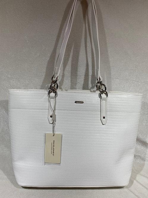 David Jones Handbag CM5720 WT