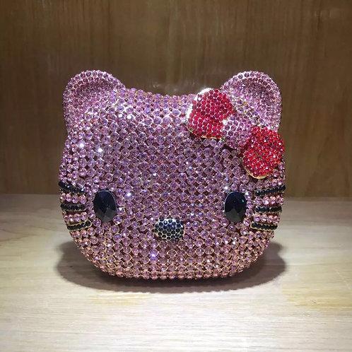 Evening luxury Bridal Crystal clutch ketty01