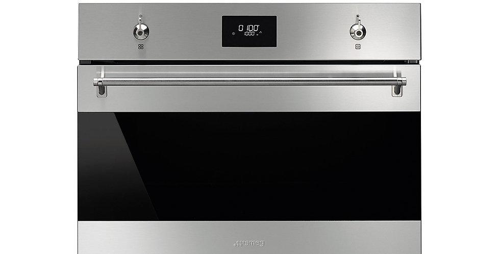 Horno microondas con grill 60cm SMEG