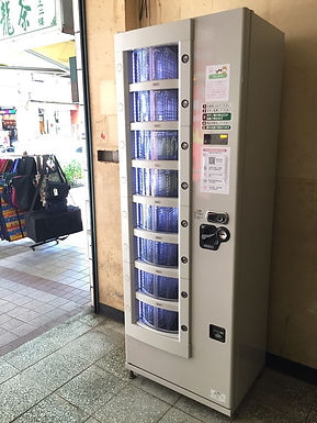 富士電機開門轉盤乾貨機