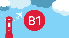 Prueba de certificación de B1