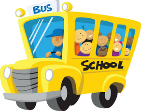 Usuarios del transporte escolar