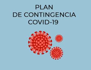 Plan de Contingencia 2021-22