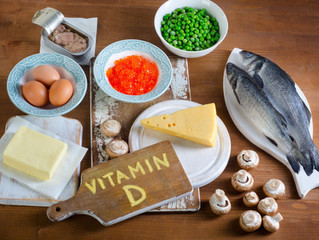 Vitamina D: todo lo que debes saber