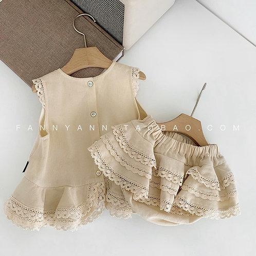 Baby Top and Pants Set