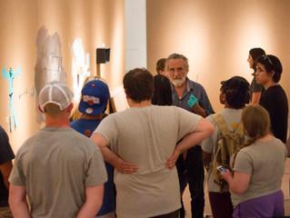Ignacio Iturria - Museo Neuberger de Arte, New York, USA