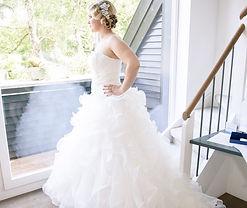 Fotoshooting Braut