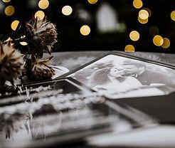 Hochzeitseinladung Plexiglas