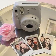 Polaroidkamera mieten