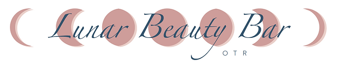 Lunar Beauty Bar Logo Facials Beauty Cincinnati Spa Salon Skincare OTR Acne Treatment Beautician