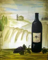 Tuscan Vignette