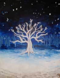 Glistening Tree