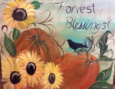 Harvest Blassing