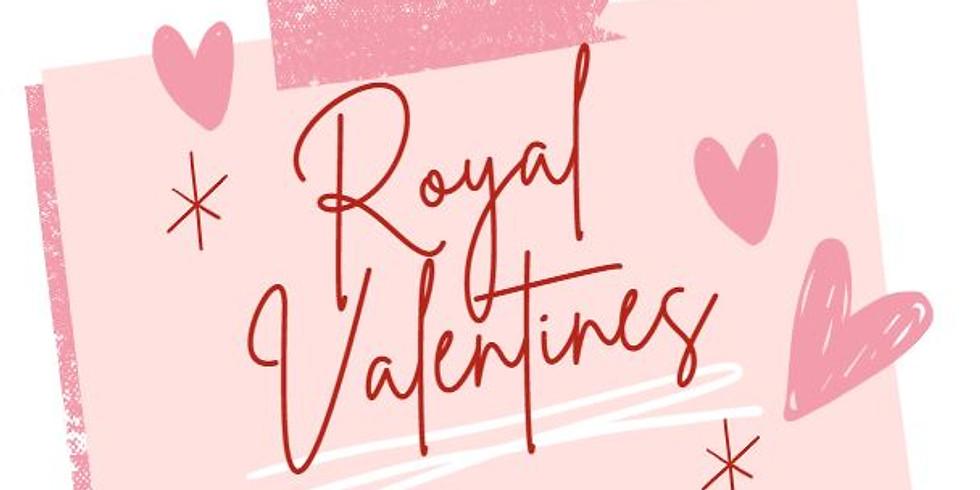 Royal Valentine Deliveries 1/13/21