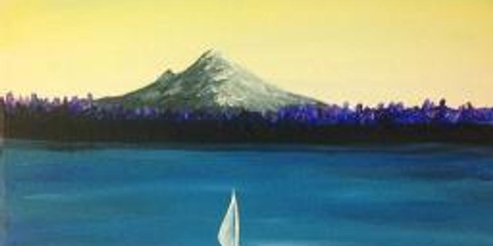 Virtual Paint & Sip - Lake Washington