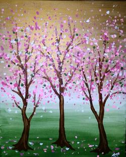 Spring Splatter