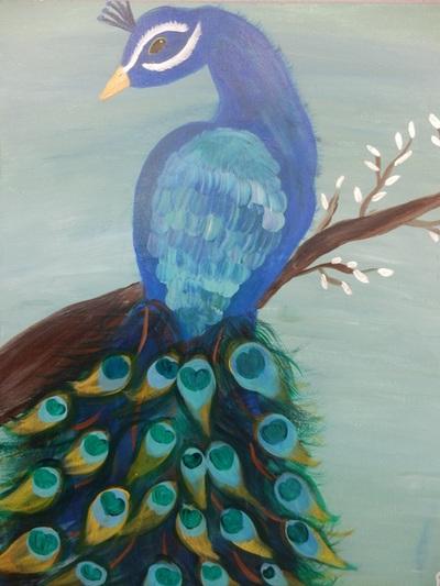 Original Peacock