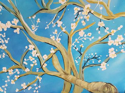 Van Gogh Almond Branch