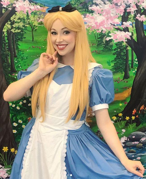 Tea Party Princess