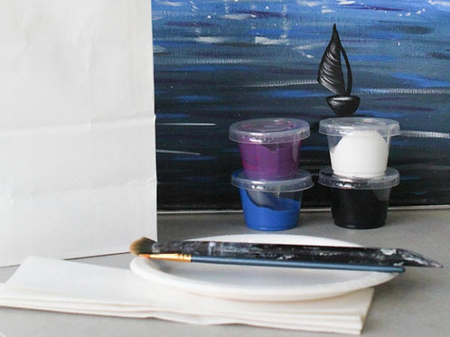 11x14 Paint Kit