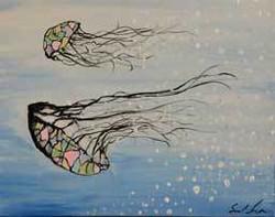 Moasaic Jellyfish