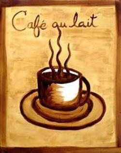 Cafe Au Lait