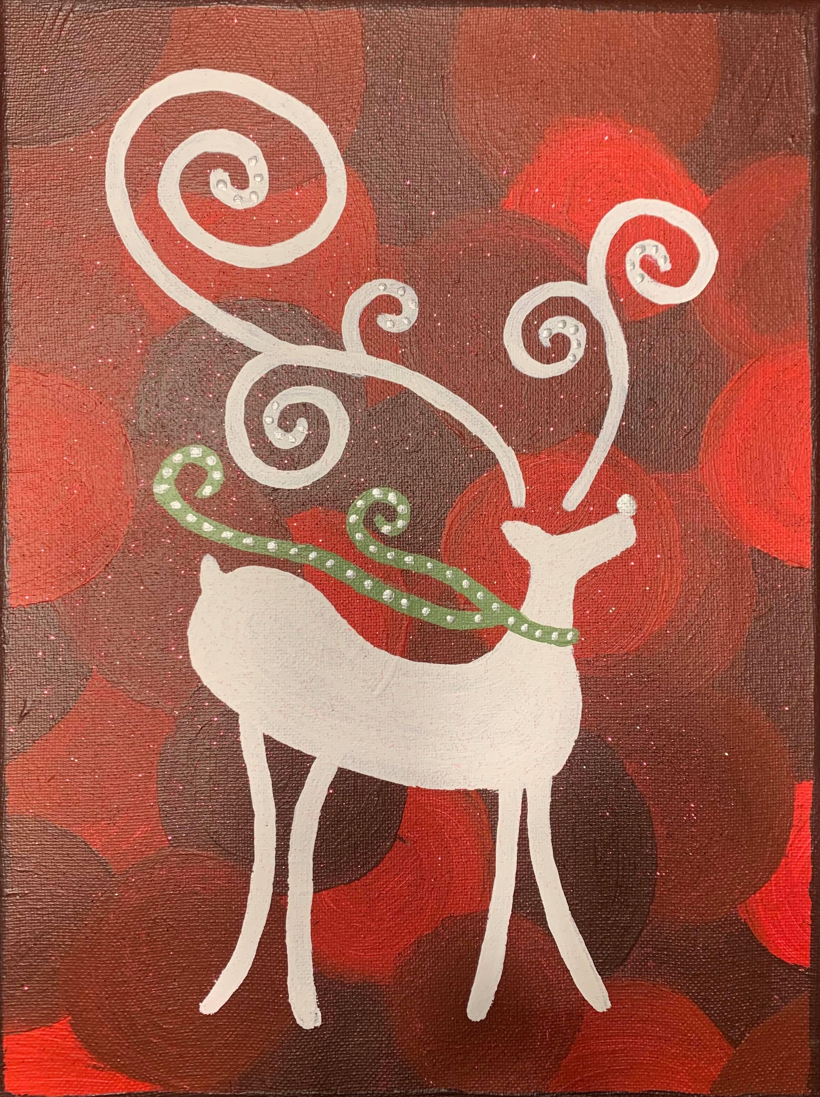 Pretty Reindeer